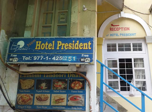 Not the newest hotel in town but perfect for the budget traveler who will be in Kathmandu for a while.